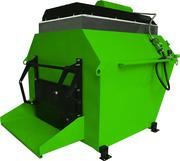 Рециклер асфальта/термос-бункер НВ-1
